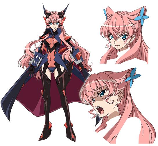 キャラクター マリア・カデンツァヴナ・イヴ(cv:日笠 陽子) Tvアニメ「戦姫絶唱シンフォギアg」公式サイト